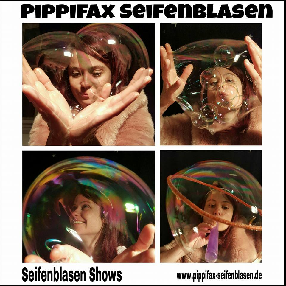indoor bubble shows